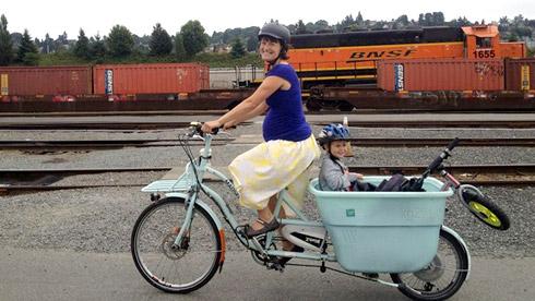 孕妇骑行注意事项:我就是爱骑行,别让我停下来