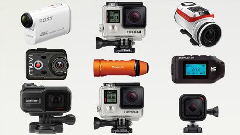 2015运动相机指南:九大运动相机全方位对比
