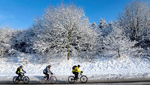 冬天来了,你准备好了吗?——冬季骑行装备指南