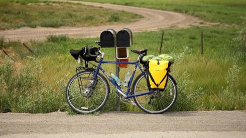 来看看老外们是用怎样的装备骑自行车旅行的