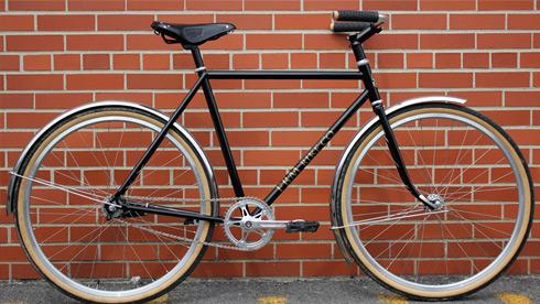 漫步在城市中的独角兽,FBM全新城市自行车