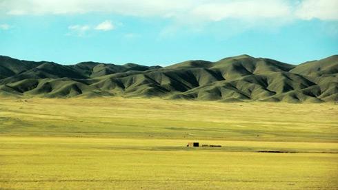 原来秋季西藏草原是这么的美【组图】