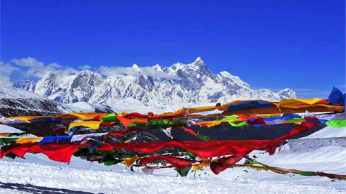 震撼!绝美的冬季川藏线,99%的人都未曾见过美景