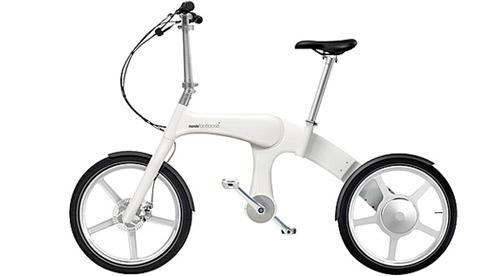 超级拉风的无链条电动自行车 绿色环保又经济