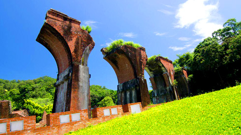 超美!骑行台湾必须收藏的台湾特色桥梁景点