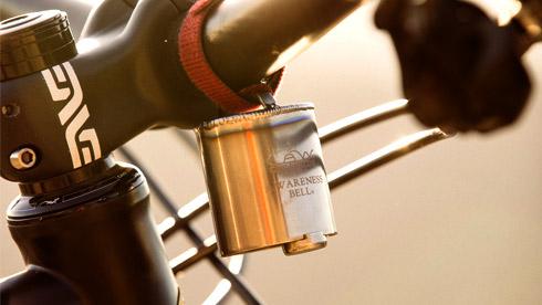 铃声悠扬,旅行的好伴侣, CBW Designs 全新自行车铜铃
