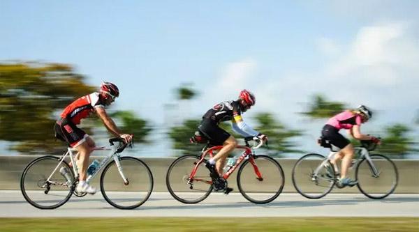 """骑车健身需防""""自行车病"""",男性下体最要命"""