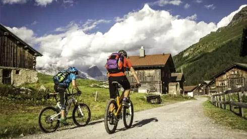 国外自行车旅行不可错过的三大自由骑行的胜地