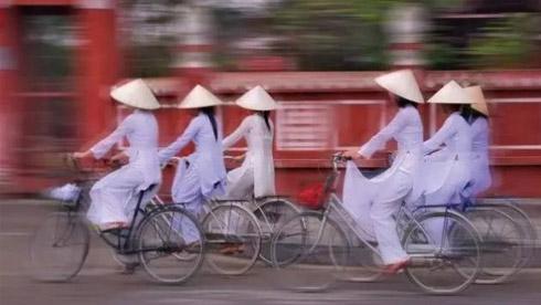 想找回昔日中国的感觉,就去越南骑行吧