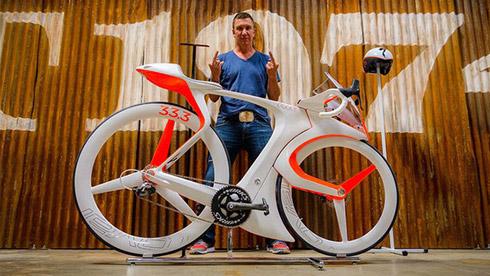 单车创意 2015年设计奇特的九款自行车