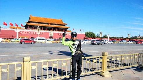 千里单骑去首都——上海~北京骑行日记