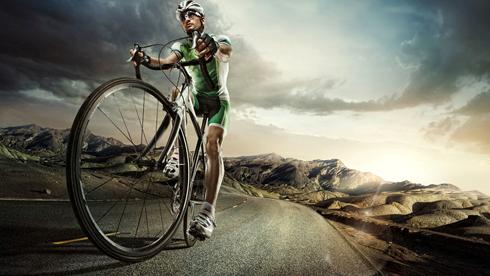 骑行不懂拉伸 肌肉越骑越难看