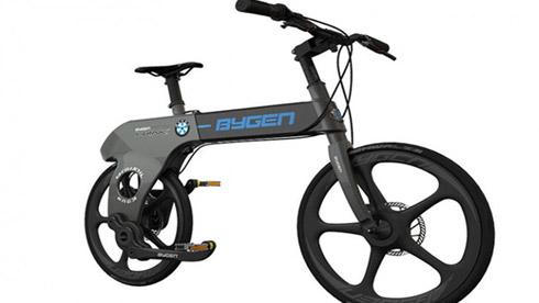 无链条自行车:超轻车身可减少动力损失