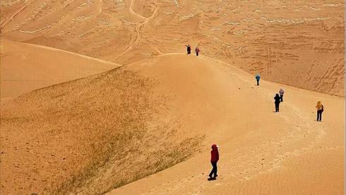 阿尔金无人区——中国四大无人区的秋天竟然这么美(二)