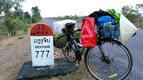 壹路向前,我的单人单车东南亚之旅(已到泰国)
