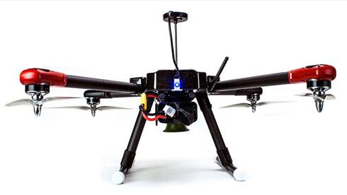 ProHawk无人机:现代版飞行稻草人
