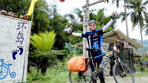 独马游骑——海南环岛骑行游记