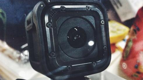 GoPro HERO4 session迷你运动摄像机开箱报告