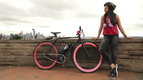 美初创企业效法苹果特斯拉 发布廉价电动自行车