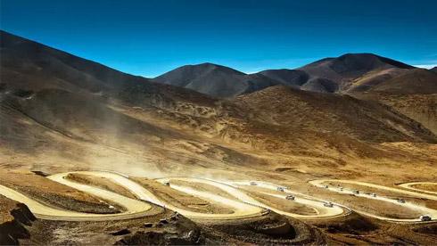 2016 川藏线正在发生巨变,从路上的垭口说起