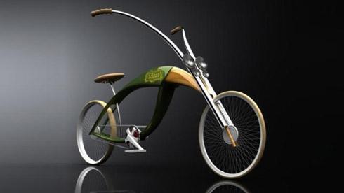 GrassChopper——绿地上的巡洋舰、自行车中的哈雷