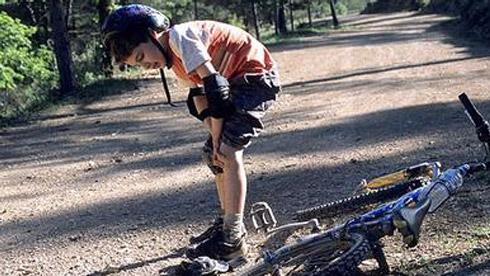 医学专家告诉你15种自行车运动损伤及解决办法!