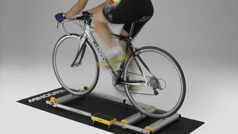 公路自行车如何使用滚筒重庆时时彩开奖结果台辅助训练?