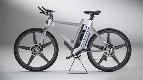 轻客TSINOVA开启国内智能自行车新时代