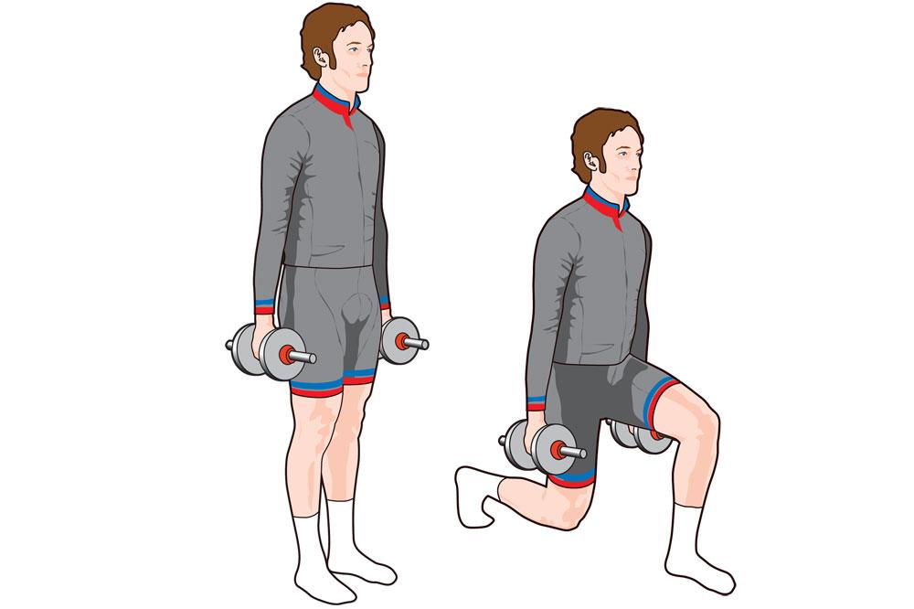 腿部力量训练