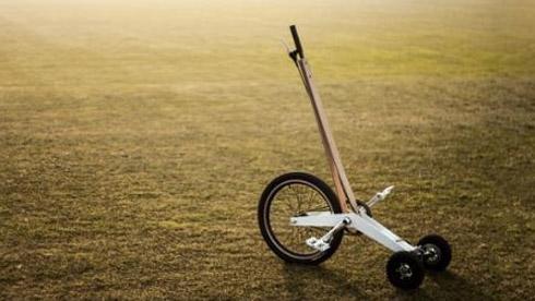 Halfbike——创新城市自行车