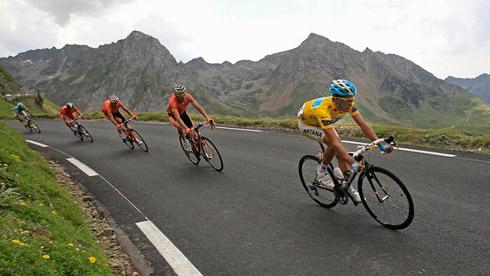 自行车运动与心脏活力