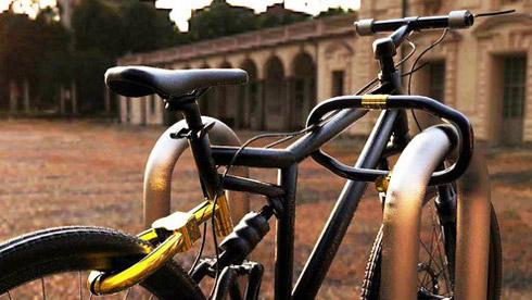 自行车防盗达人教你自行车如何防盗