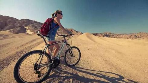 骑行也有讲究 掌握正确的骑行方式