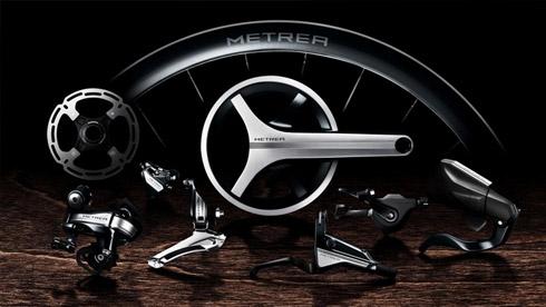 Shimano推出METREA 驱动—现代城市骑行新风尚