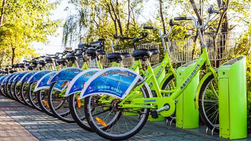 湘潭公共自行车深受市民欢迎 办卡人数超2.3万