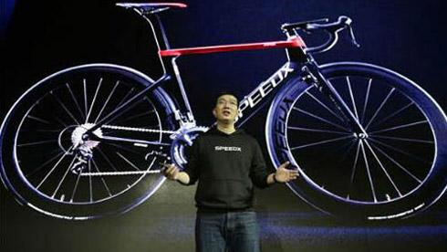 野兽骑行发碳纤维智能自行车 3月11日京东众筹