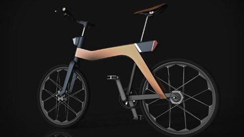 实力派自行车长这样!更轻量更紧凑还配备照明