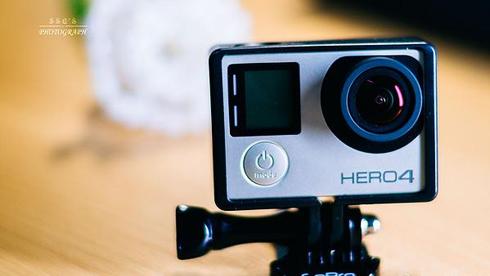 GoPro Hero 4 Sliver使用报告