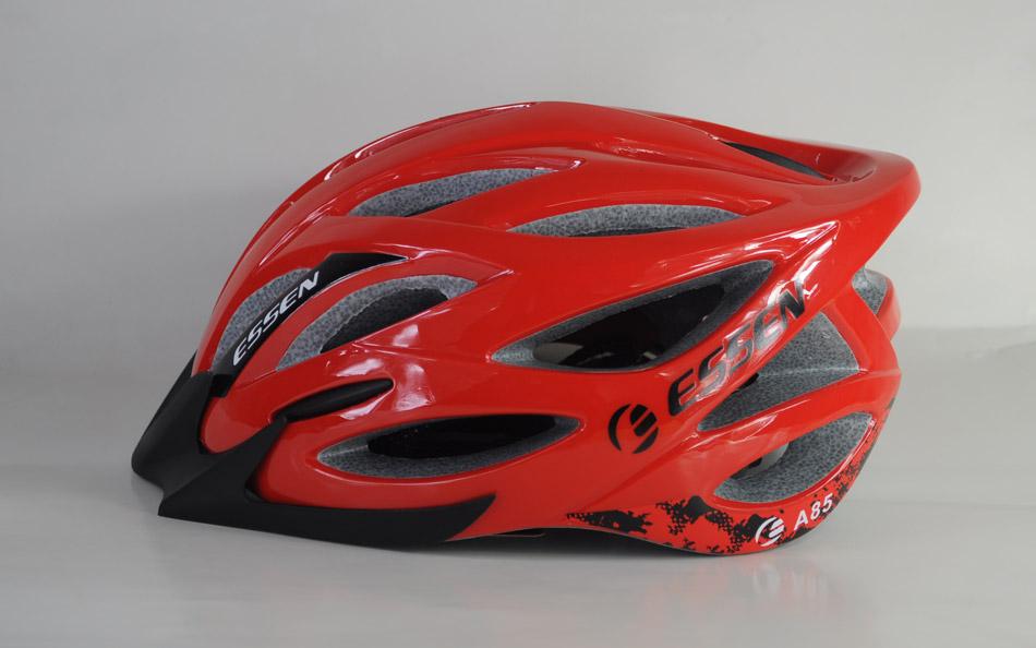 新品 ESSEN A85I一体成型骑行头盔
