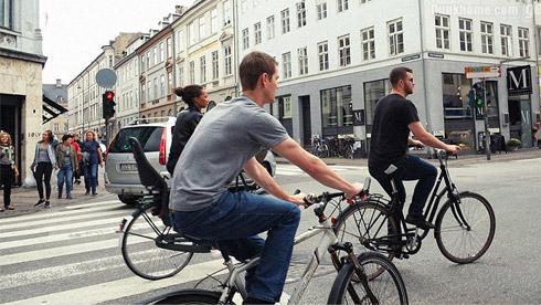 挪威又发力 9城10条60亿的超级自行车网络