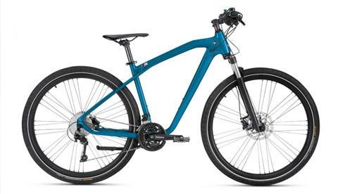 宝马庆祝发布M2,推出限量版M自行车