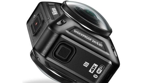 尼康运动相机KeyMission 360发布推迟