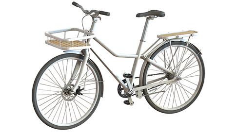 宜家(IKEA)跨界推出自有品牌自行车 到底长什么样?
