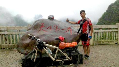 单飞七百弄——骑行广西东巴凤骑行者的天堂