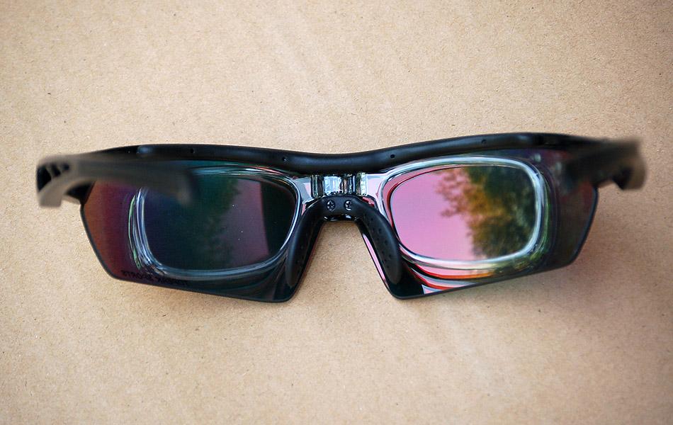近视者的福音——拓步TSR838可配近视骑行眼镜评测