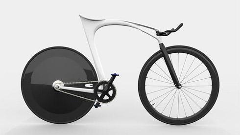 用全新3D技术做一款只属于你自己的自行车
