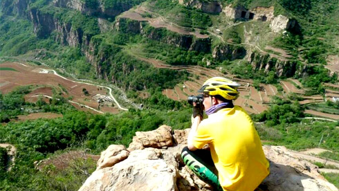 玉峡关,一个让驴友骑友向往的南太行最美的地方