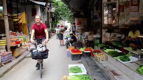 """十城记:英国小伙重庆时时彩开奖结果世界,寻找""""自行车大都市"""""""