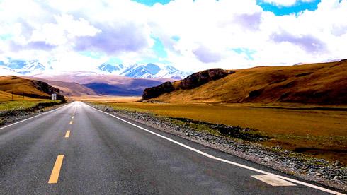 中国最美的六大国道,骑过就看尽了大半个中国