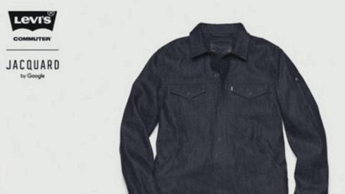 谷歌与Levi's合作 推出骑行专属智能衣